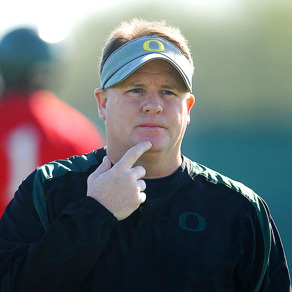 NCAA football college football betting mistakes - Chip Kelly banned