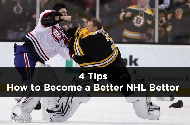 Betting on NHL - Hockey betting strategies and how to become a bettor NHL sports gambler
