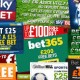 matched betting free bets at the bookies
